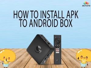 How to install APK to Android Box