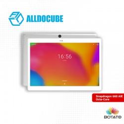 [[Alldocube]]X NEO 4G LTE 10.5inch Snapdragon 660 Super AMOLED Screen Ultra Slim Tablet PC Android 9 4GB RAM 64GB ROM
