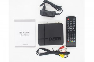 DVB T2 Box Setup Guide