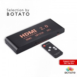 HDMI Switch Support Astro Ultrabox