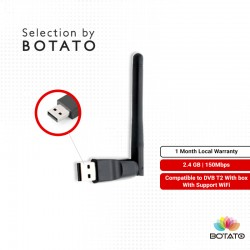 DvbT2 Wifi Receiver
