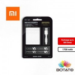 Xiaomi AA Battery with Charger