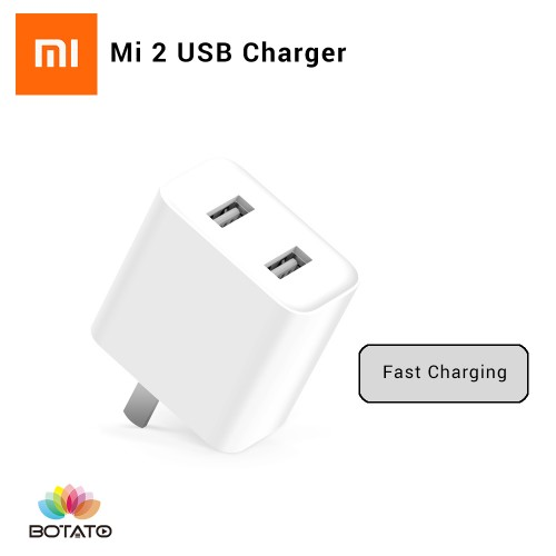 2 Port Charger