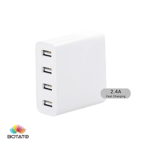 4 Port Charger