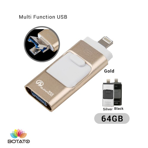 3 In 1 Pendrive (64GB)