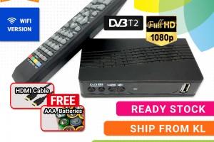 CARA-CARA CARI SIGNAL MYTV DENGAN DEKODER DVB-T2